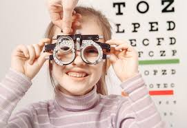 kids eye doctor near me