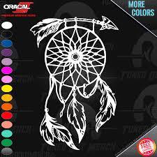 Arrow Dream Catcher Dreamcatcher Car Wall Window Laptop Vinyl Decal Sticker Ebay