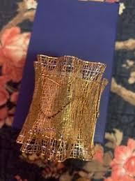 l azurde 18k gold bangle bracelet