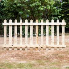 Picket Fence Panels Fence Supplies Buy Online Uk Delivery