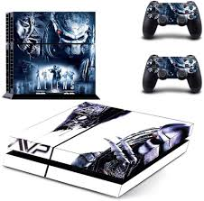 Amazon Com Monster Fight Ps4 Skin Console And 2 Controller Vinyl Decal Sticker Full Cover Protective By Oidoioi Video Games