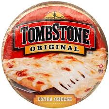 tombstone original extra cheese pizza