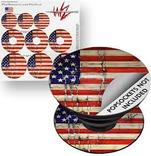 How To Layer Vinyl Decals Decal Style Vinyl Skin Wrap 3 Pack For Popsockets Painted Faded And Cracked Usa American Flag Popsocket Not Included By Wraptorskinz Equalmarriagefl Vinyl From How To