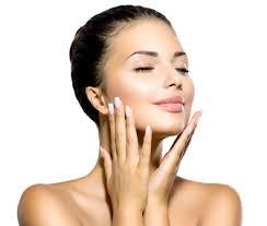 healthy hair skin nails