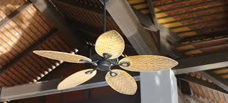 installing an outdoor ceiling fan
