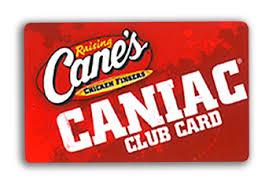 caniac club raising cane s en