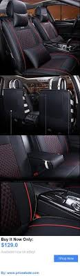30 best red and black car seat covers