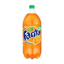 fanta bottle 2 ltr