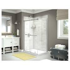 maax utile shower back wall panel 48