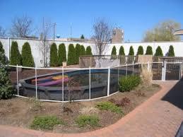 Life Saver Mesh Pool Fence