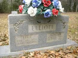 PATTERSON ELLIOTT, EFFIE - Lincoln County, Arkansas | EFFIE PATTERSON  ELLIOTT - Arkansas Gravestone Photos