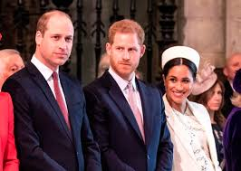 Prince William is 'relieved' Meghan Markle and Prince Harry have moved to  Canada, insider claims