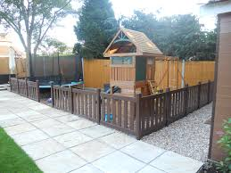Picket Fencing Kids Play Area Outdoor Play Areas Toddler Play Area