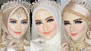make up pengantin ala barbie saubhaya