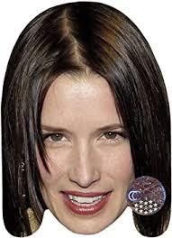 Shawnee Smith Celebrity Mask, Flat Card Face, Fancy Dress Mask:  Amazon.co.uk: Toys & Games