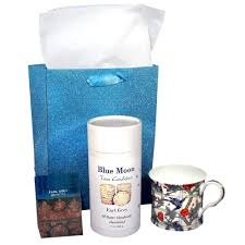 tea cookies and earl grey tea gift set