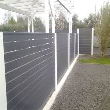 Google Image Result For Https Image Made In China Com 202f0j00gjzaeyhrycrl Australia Fence Panel Horizontal Slat Fencing Aluminum In 2020 Fence Panels Fence Paneling