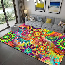 Modern Colorful Bohemia Style Carpets For Living Room Home Decorate Rug Kids Room Play Mat Flannel Memory Foam Bedroom Area Rugs B8fw Online Carpet Royalty Carpet From Tangulasi 177 49 Dhgate Com