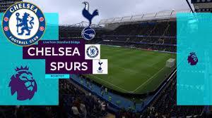 Chelsea vs Tottenham Hotspur 2020 ...