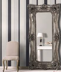 french rococco ornate mirror leaner