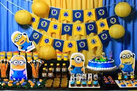 Fiesta Cumpleanos Minion Decoracion Ideas Diy Y Disfraces