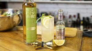 Lemon Myrtle Honey Collins - Überbartools™