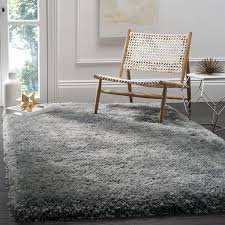 Buy Sweet Homes Contemporary Shaggy Rug (Grey, Microfiber, 4 X 5.9 Feet) Online at Low Prices in India - Amazon.in
