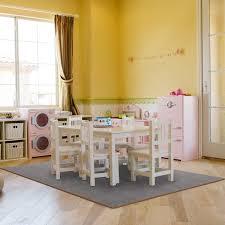 Shop Foam Floor Mat Interlocking Eva Foam Padding With Soft Carpet Top For Exercise Yoga Kids Playroom 6pc Set By Stalwart Gray Overstock 26062412
