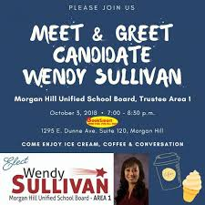 Meet & Greet MHUSD Candidate Wendy Sullivan | BookSmart