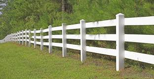 What Is Post And Rail Fencing With Pictures