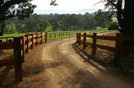 Country Driveway Fences Farm Fence Gate Farm Fence Driveway Fence