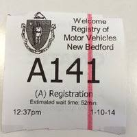 registry of motor vehicles government
