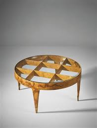 ponti gio rare coffee table designed