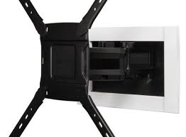 omnimount oe120iw recessed in wall tv mount