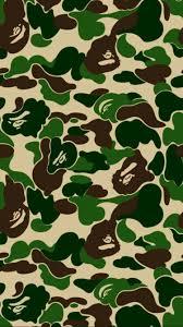 bape camouflage wallpaper kolpaper