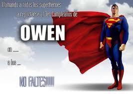 Tarjetas De Cumpleanos De Superman Imagui