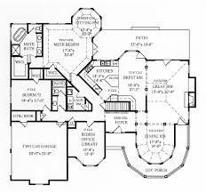jeffersonian victorian home plan house