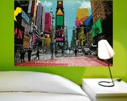 Crayon Wall Decal Etsy