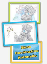 Buon Onomastico Antonella | Buon onomastico, Onomastico, Buon ...