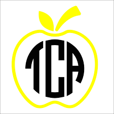 Amazon Com Outline Apple Teacher Monogram Vinyl Die Cut Decal Sticker For Car Laptop Etc Mgm351 Handmade