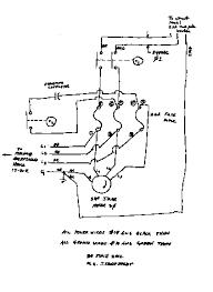 auto start rotary three phase converter