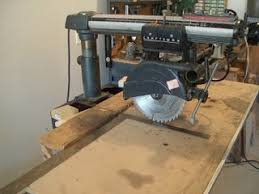 Setting Up A Radial Arm Saw 13 Steps With Pictures Instructables