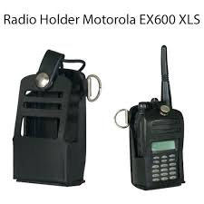 radio holder for motorola ex600 xls