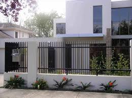 Terrific Modern Fence Designs Metal Of Inspiration Fences Gates Horizontal E Acnn Decor