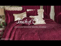 portia ii satin bedding affordable
