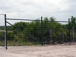Deer Fence J Mark Threadgill Company Fencing Contractor