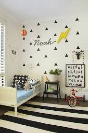 Noah S Graphic Modern Abode Little Boys Rooms Toddler Bedrooms Kid Room Decor