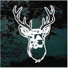 Deer Hunting Decals Stickers Decal Junky