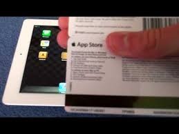 how to put an app itunes gift