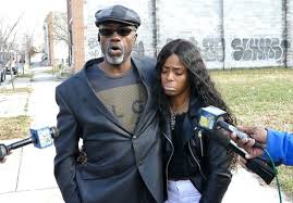 Police arrest husband and stepdaughter in fatal stabbing of Baltimore woman  they claimed was killed by panhandler - New York Daily News